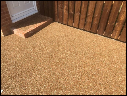 Resin Bonded Driveway Bedale