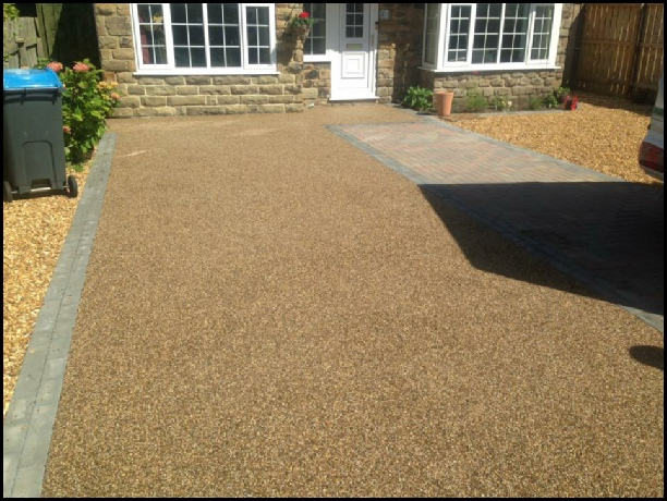 resin bonded driveway sowerby thirsk.